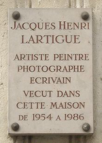 H. Lartigues wikipédia